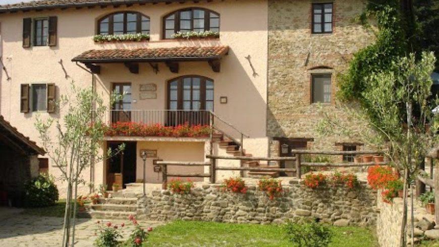 Agriturismo con eco-cottage in Garfagnana