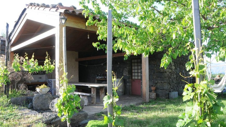 Eco-cottage sull'Etna