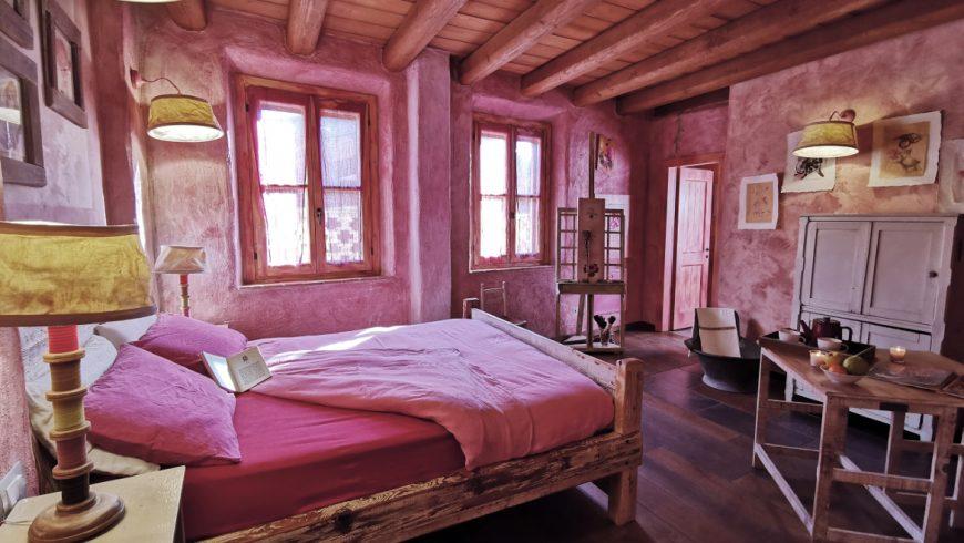 Camera da letto hotel