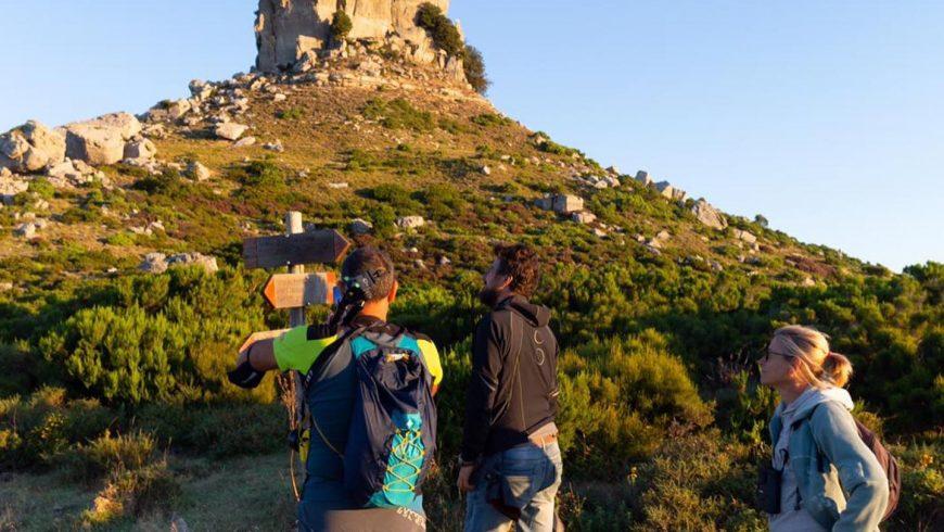 Camminata trekking a Baunei, Sardegna
