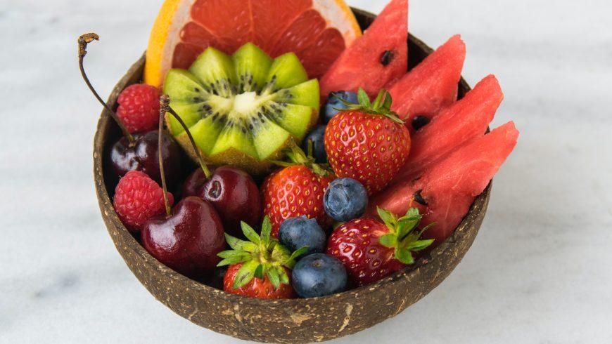 Frutta biologica per mantenersi in Forma