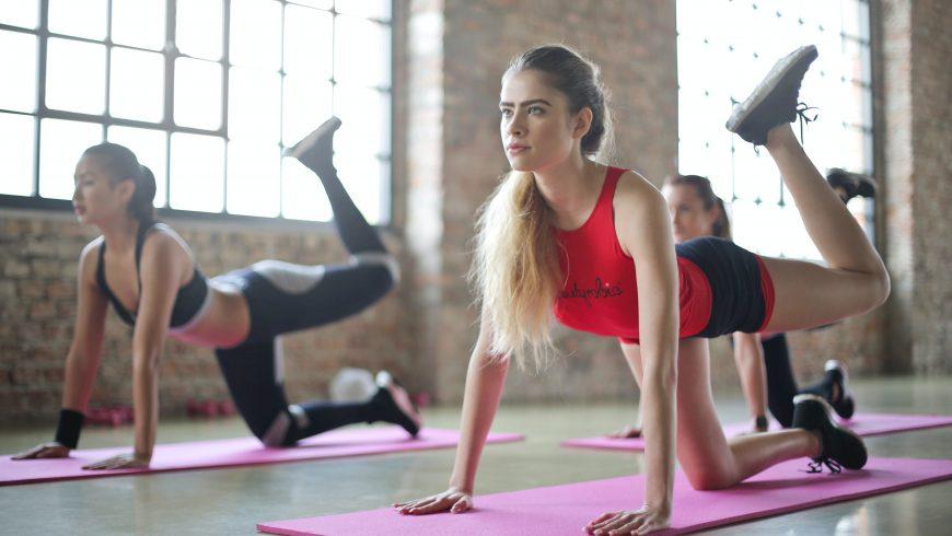 mantenersi in forma con esercizi semplici, anche da fare in casa