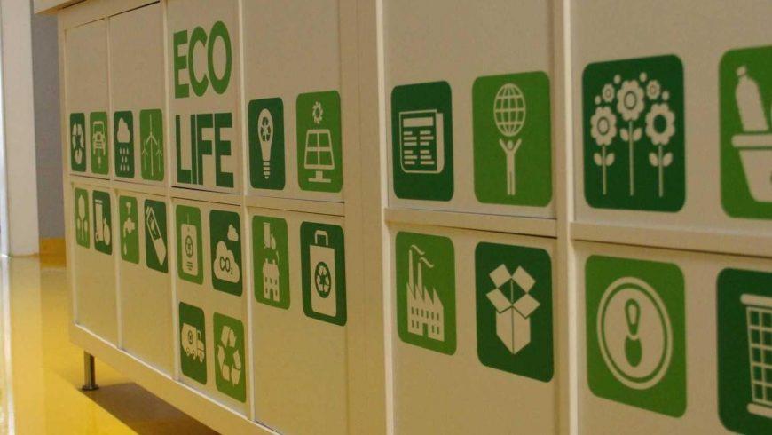 Raccolta differenziata per ridurre i rifiuti