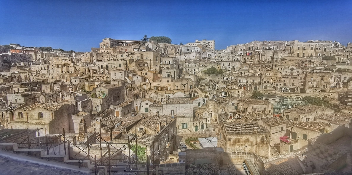 Sassi di Matera, Basilicata