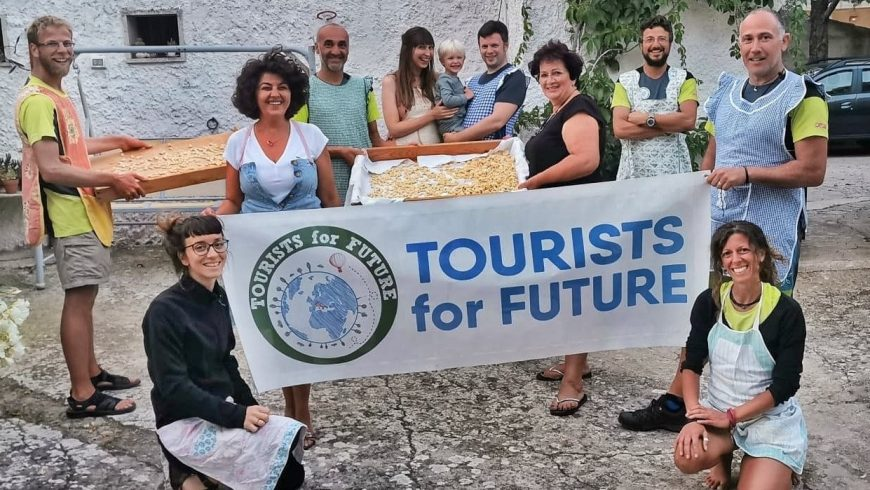 Tourists fot Future in Puglia