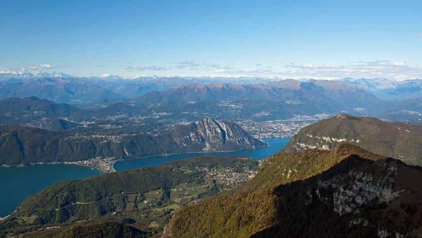 Monte generoso, Val d'Intelvi