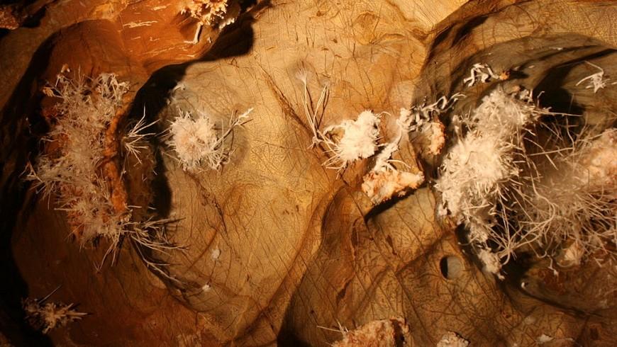 Ochtinska Aragonitova, una delle grotte più belle della Slovacchia