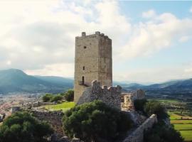 Castello della Fava, roccaforte giudicale