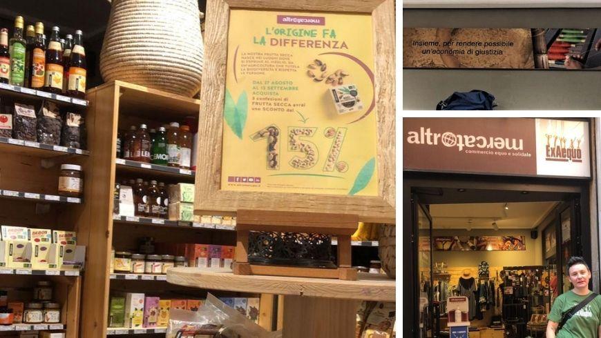 ExAequo, mercato equo-solidale a Bologna