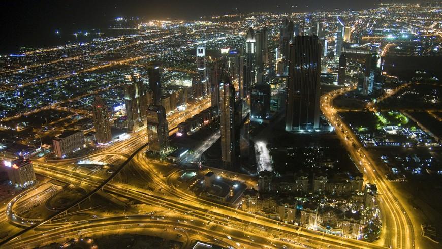 Dubai in fotografia