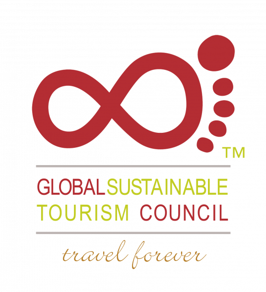 Logo della GSTC, Global Sustainable Tourism Council