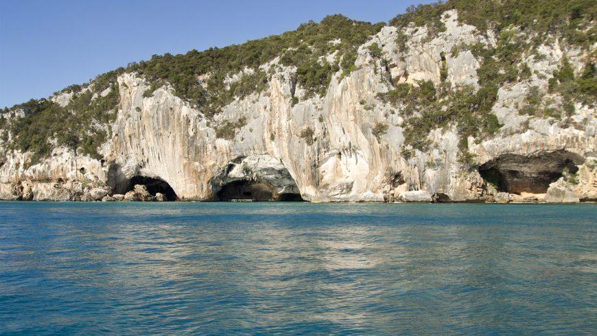 Grotta del Bue Marino, in Sardegna
