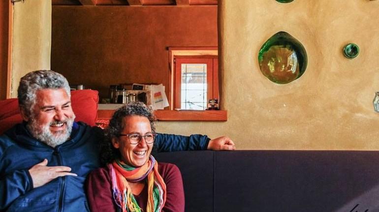 Tiziana e Toti della casa di paglia Felcerossa