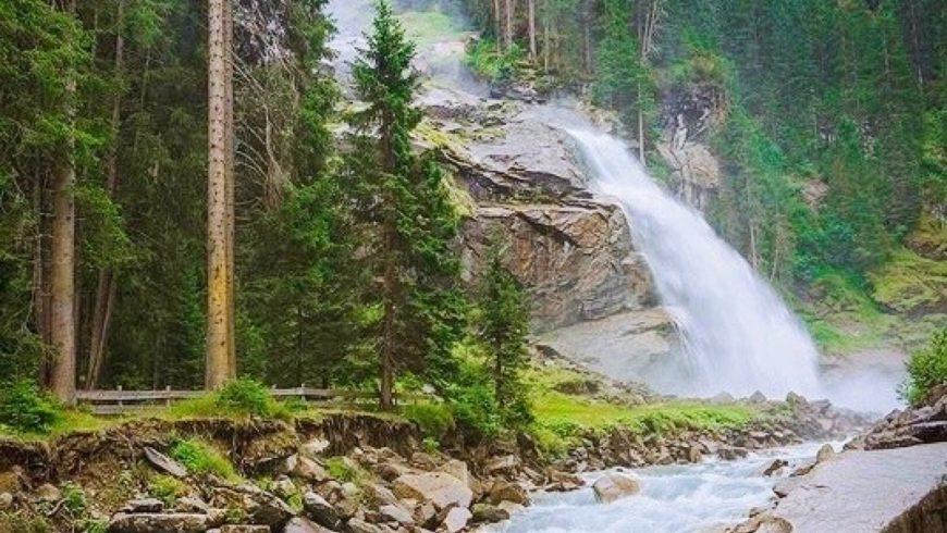 Cascata di Krimml