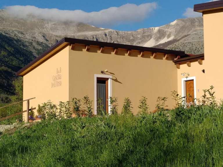 Cascina Dell'Orso un punto di riferimento per gli amanti del Parco Nazionale dei Monti Sibillini