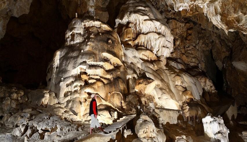 Grotta di Harmanecka, una delle cavità naturali più belle della Slovacchia