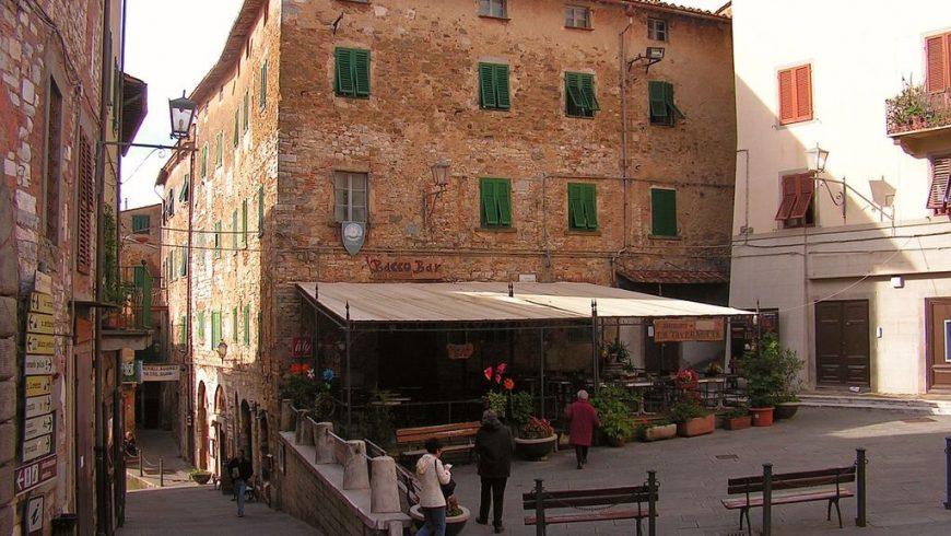Campiglia Marittima, Toscana