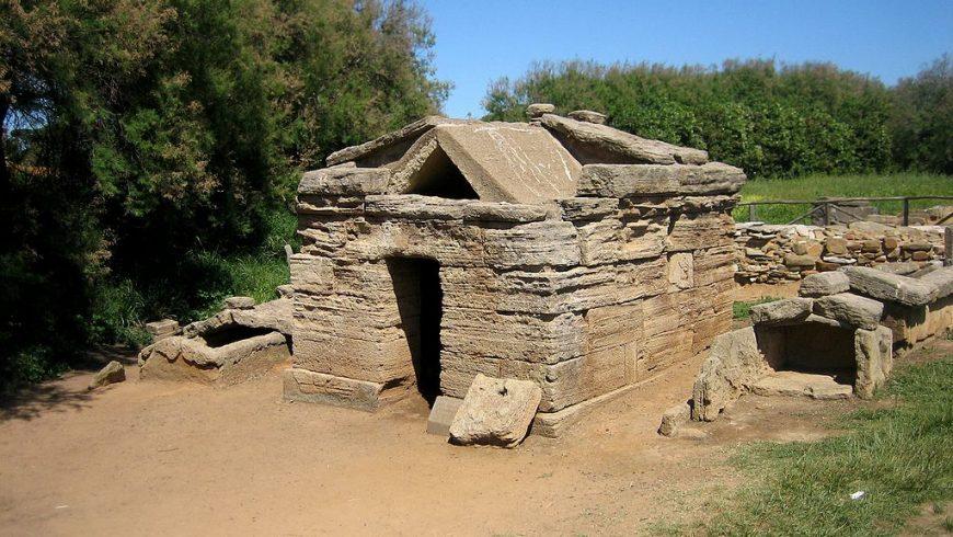 Parco Archeologico di Baratti e Populonia, Costa degli Etruschi