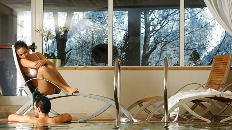 Alp taller wellness sport, piscina interna