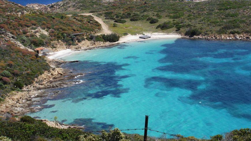Cala Sabina, Isola Asinara