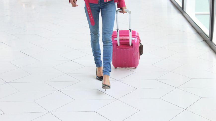 spostarsi con un bagaglio leggero è una scelta di viaggio eco-friendly
