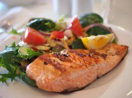 Salmone, specialità ittica