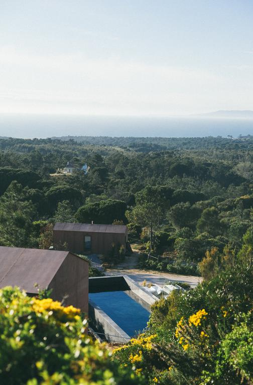 Villa Epicurea in Portogallo, vista dall'alto