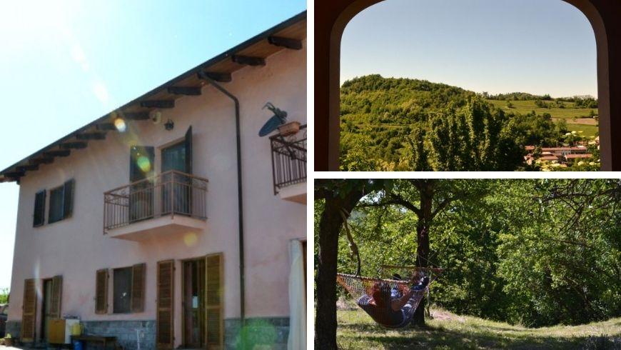 Bed & Breakfast RossoMonferrato, un rifugio naturale