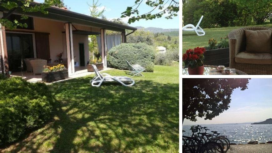 Carmen de Nella Ecolodge di lusso sul lago di Garda