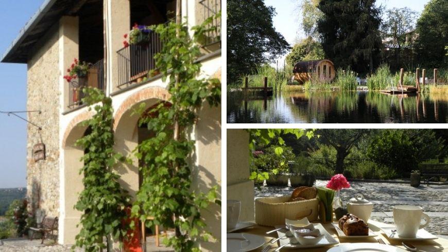 Cascina Rodiani, Green Hospitality vicino Milano