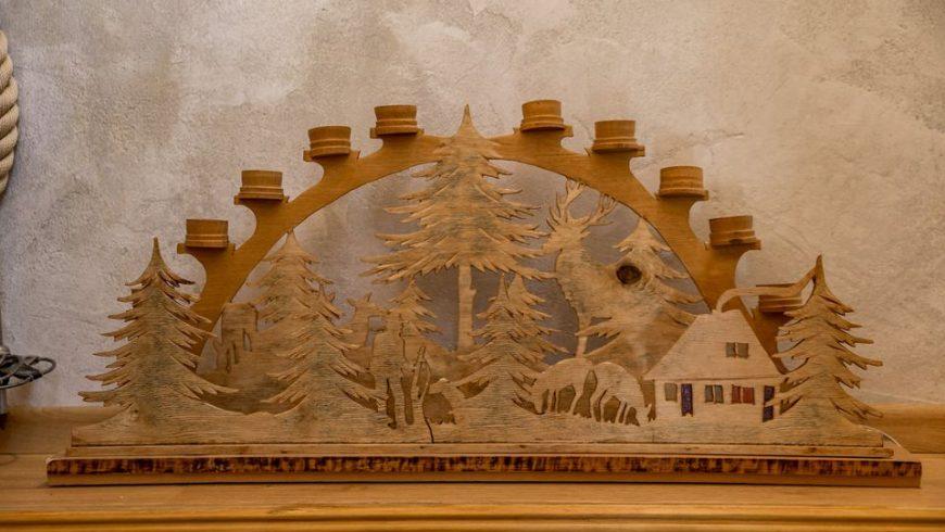 Divjake dettagli in legno
