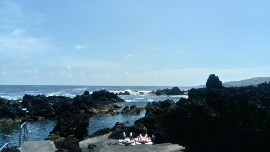 Isola di Terceira, Azzorre. Foto da Irene Paolinelli