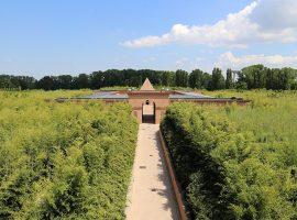 Labirinto della masone, destinazione vicino al b&b civico 75