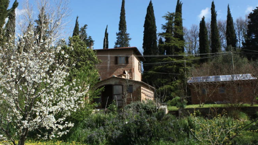 La Fanciullaccia, Capannoli, Toscana