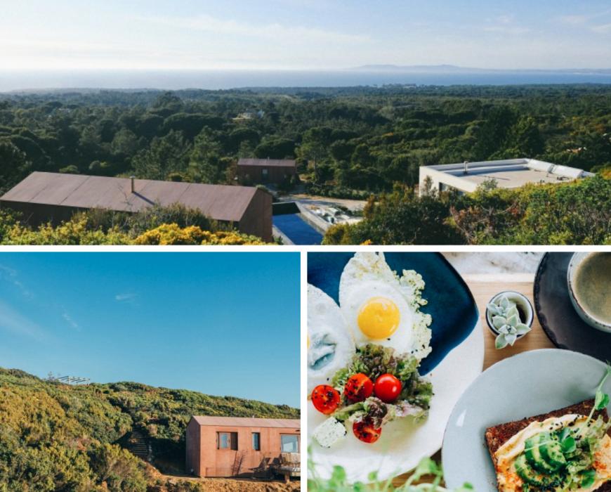 Villa Epicurea, eco hotel in Portogallo