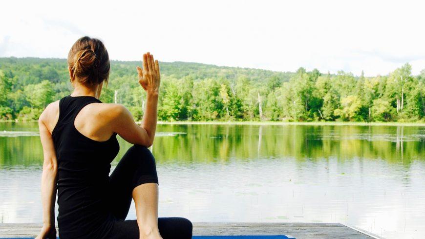 Yoga e meditazione fuori Milano