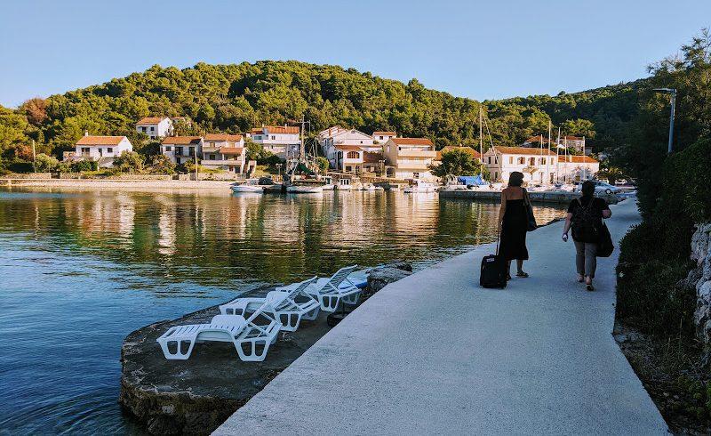 L'isola di Eso, Croazia