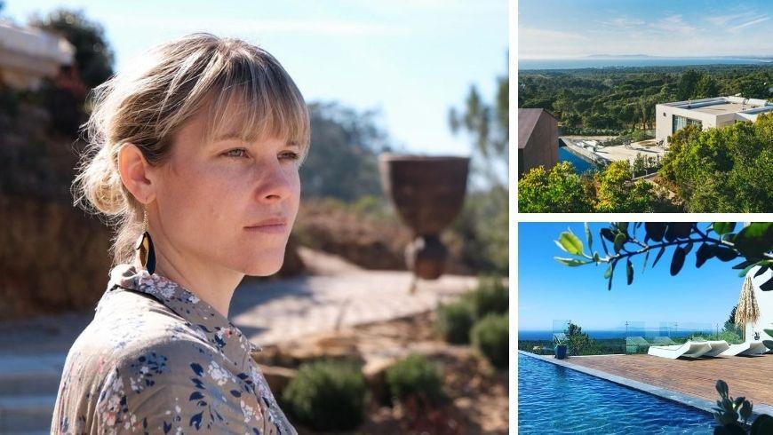 Marianna, eco-host e fondatrice di Villa Epicurea in Portogallo