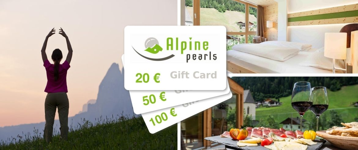 GIFT CARD PERLE ALPINE