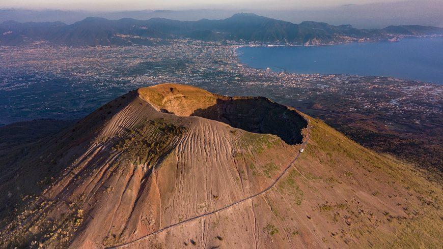 Cosa vedere nel Parco Nazionale del Vesuvio