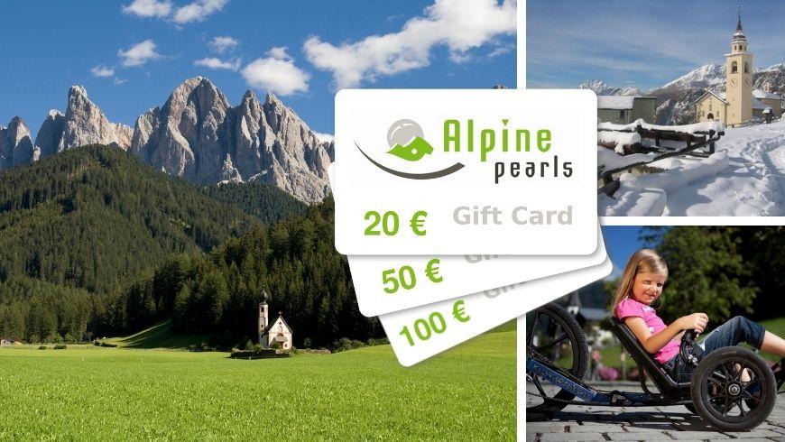 GiftCard perle alpine
