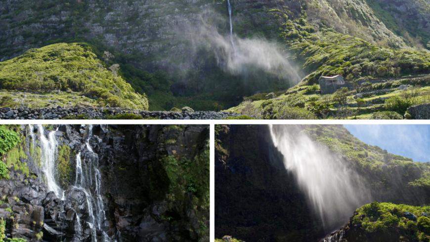 Poço do Bacalhau, una delle 10 Cascate imperdibili delle Azzorre