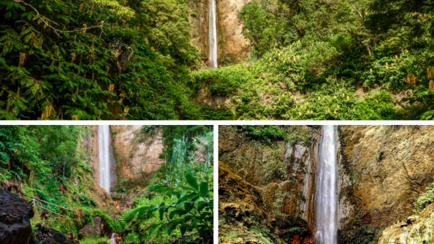 Cascata di Ribeira Quente, una delle 10 cascate imperdibili delle Azzorre. Foto di Rui Medeiros Photography, byacores.com