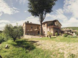 Agrivilla I Pini, oasi eco-vegana a San Gimignano