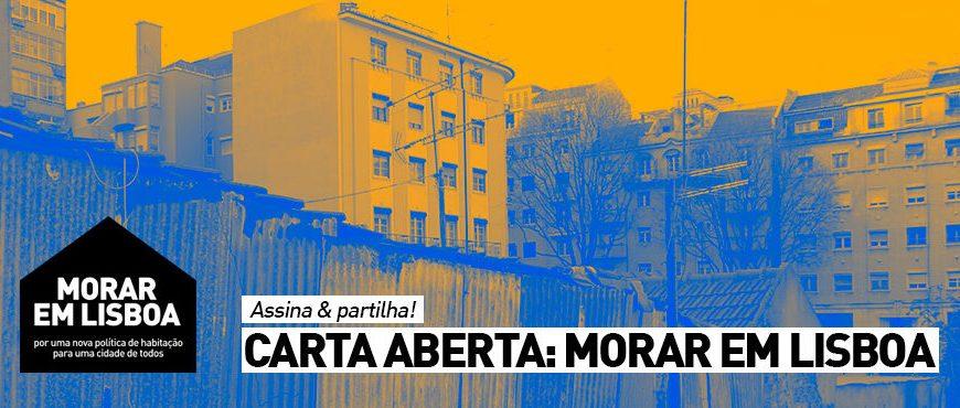 Morar em Lisboa, Movimento sociale. Andare oltre il centro della Città. Foto di moraremlisboa.org