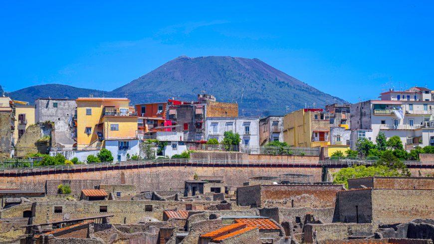 Ercolano, Parco Nazionale del Vesuvio