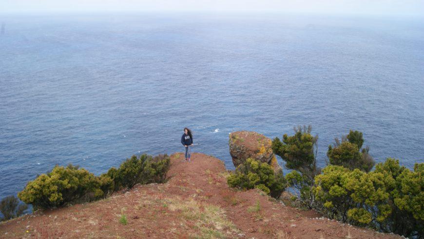 In mezzo all'Oceano Atlantico. Viaggiare alle Azzorre. Foto di Irene Paolinelli