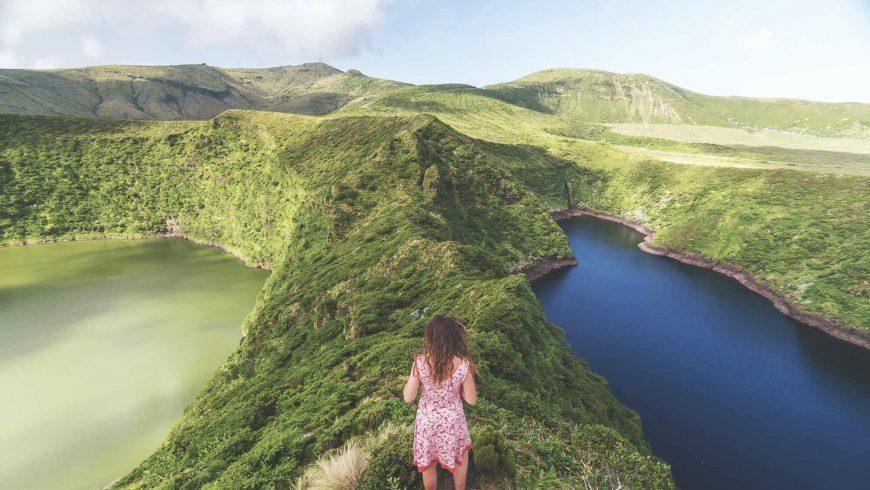 Isola di Flores. Viaggiare alle Azzorre. Foto di Pinterest.com