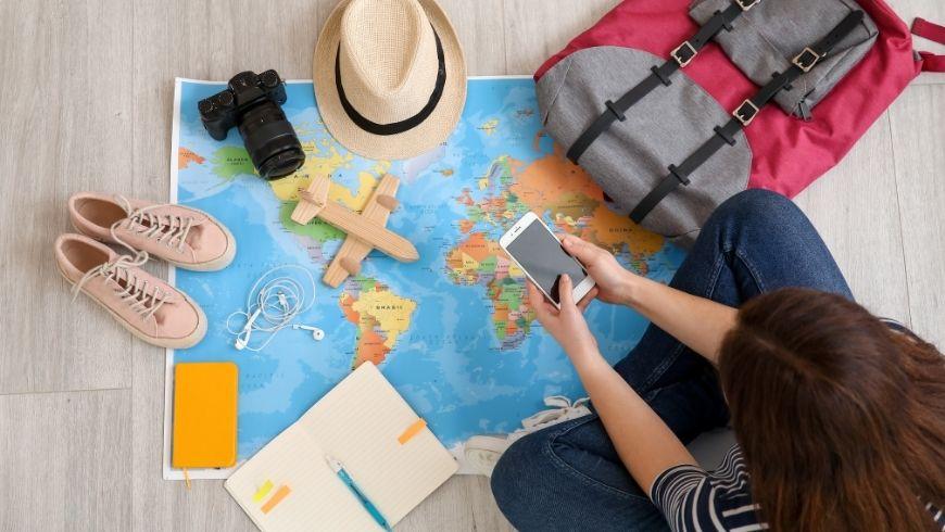 Prepararsi per viaggiare