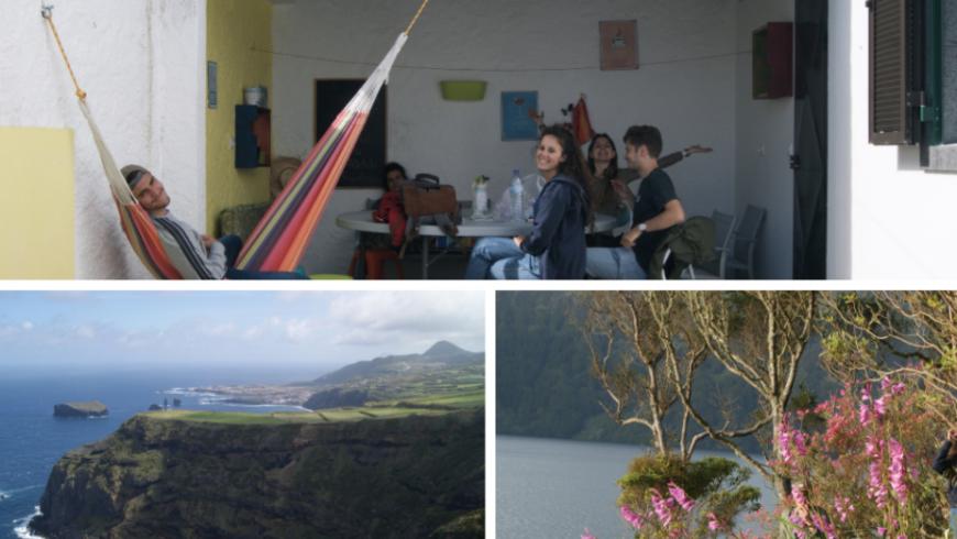Viaggiare sostenibile alle Azzorre. Foto di Flora Del Debbio